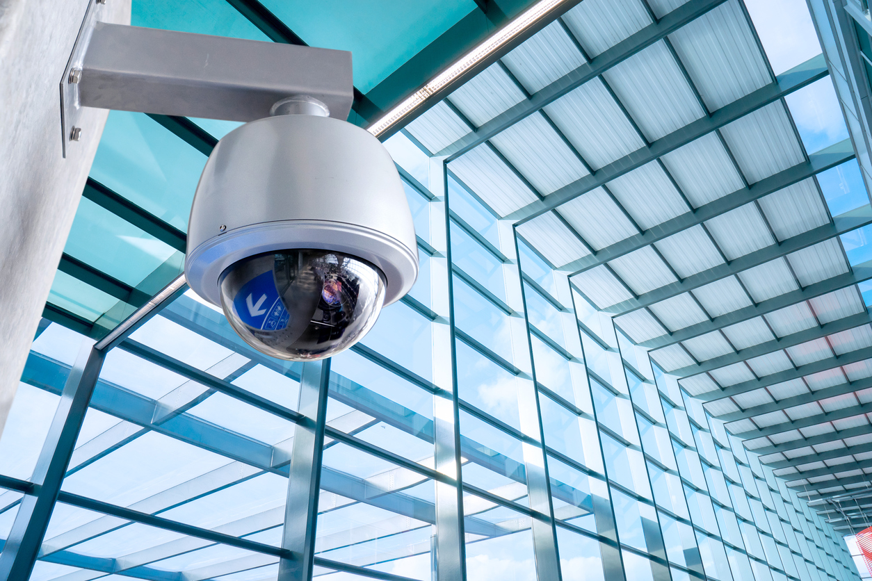 Business Security Cameras in Bucks County