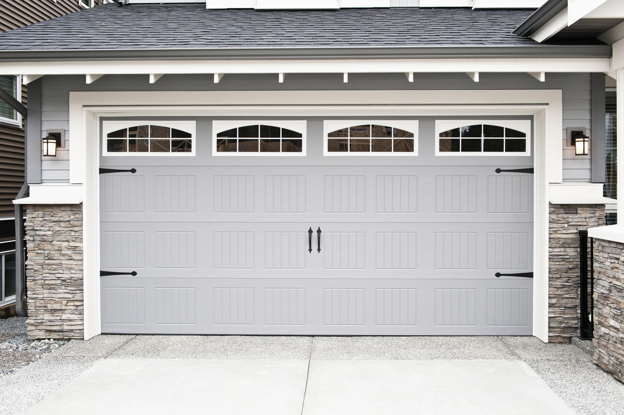 Garage Door: Home Security in Bucks County