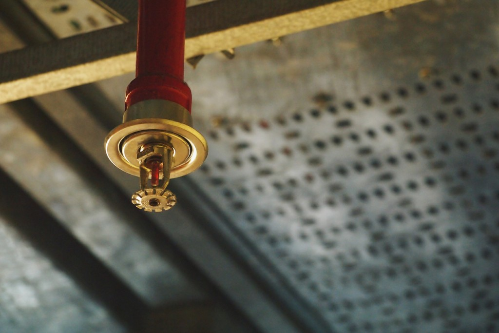 Fire sprinkler installation in Hunterdon County