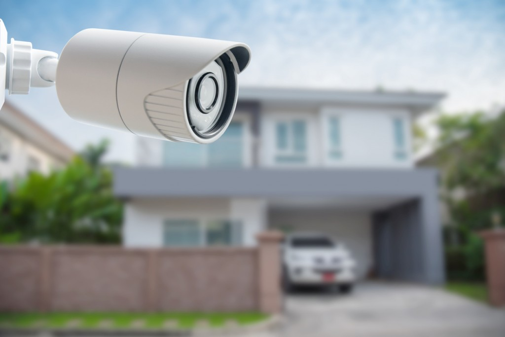 security camera systems in Bucks, PA