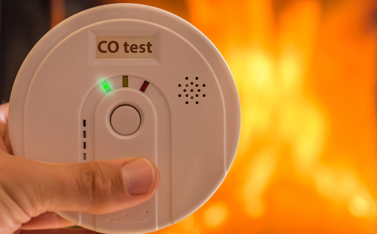 gas safety systems Montgomery County