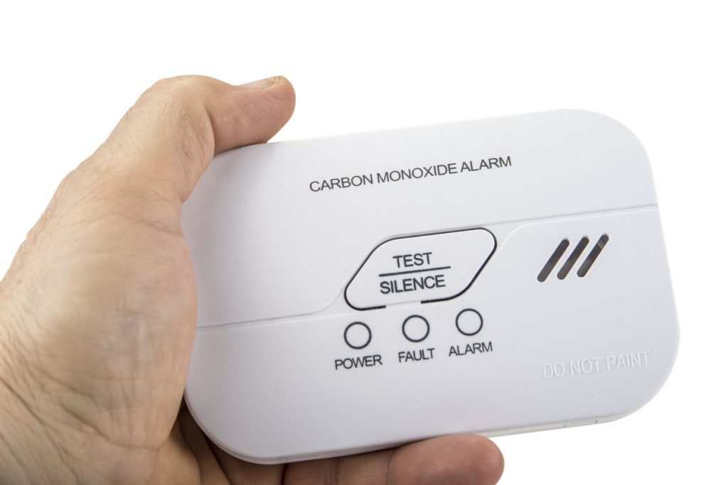 Smoke and carbon monoxide detectors help keep you and your pets safe.
